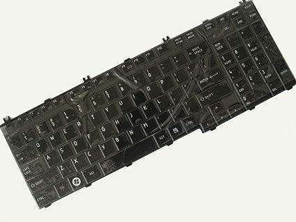 Amazon.com: Glossy black keyboard for Toshiba Satellite L505-S5969