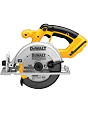 DEWALT DC390B Bare-Tool 6-1/2-Inch 18-Volt Cordless Circular Saw, Tool Only, No Battery