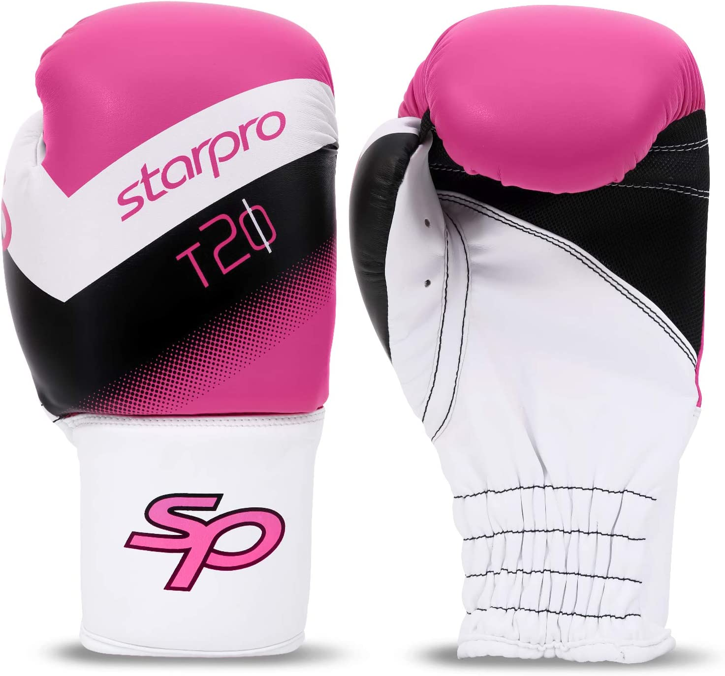 Synthetic Leather Men /& Women Starpro Kids Boxing Gloves Training Good for Youth Punch Bag Focus Pads Punching Junior 6oz 8oz Mitts for Sparring Fighting /& Kickboxing Muay Thai