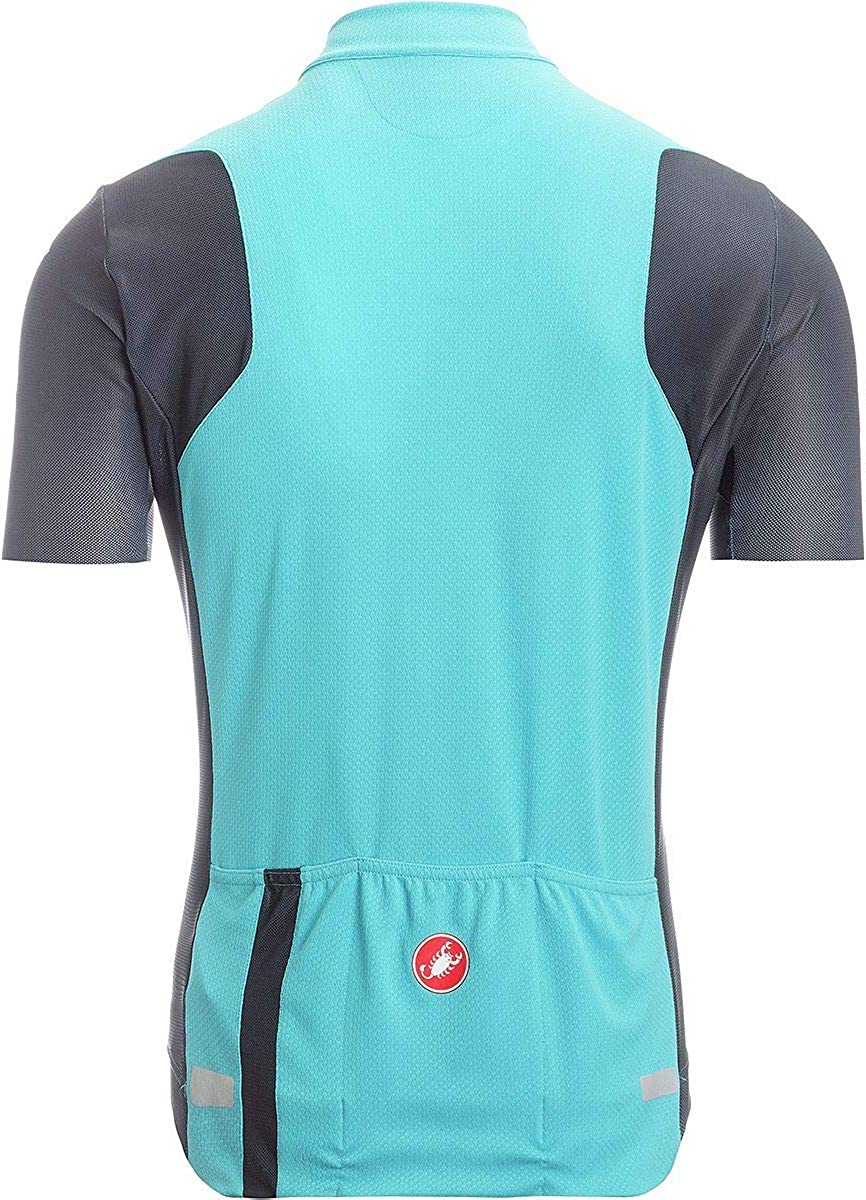 Mens Castelli Entrata 3 Limited Edition Full-Zip Jersey