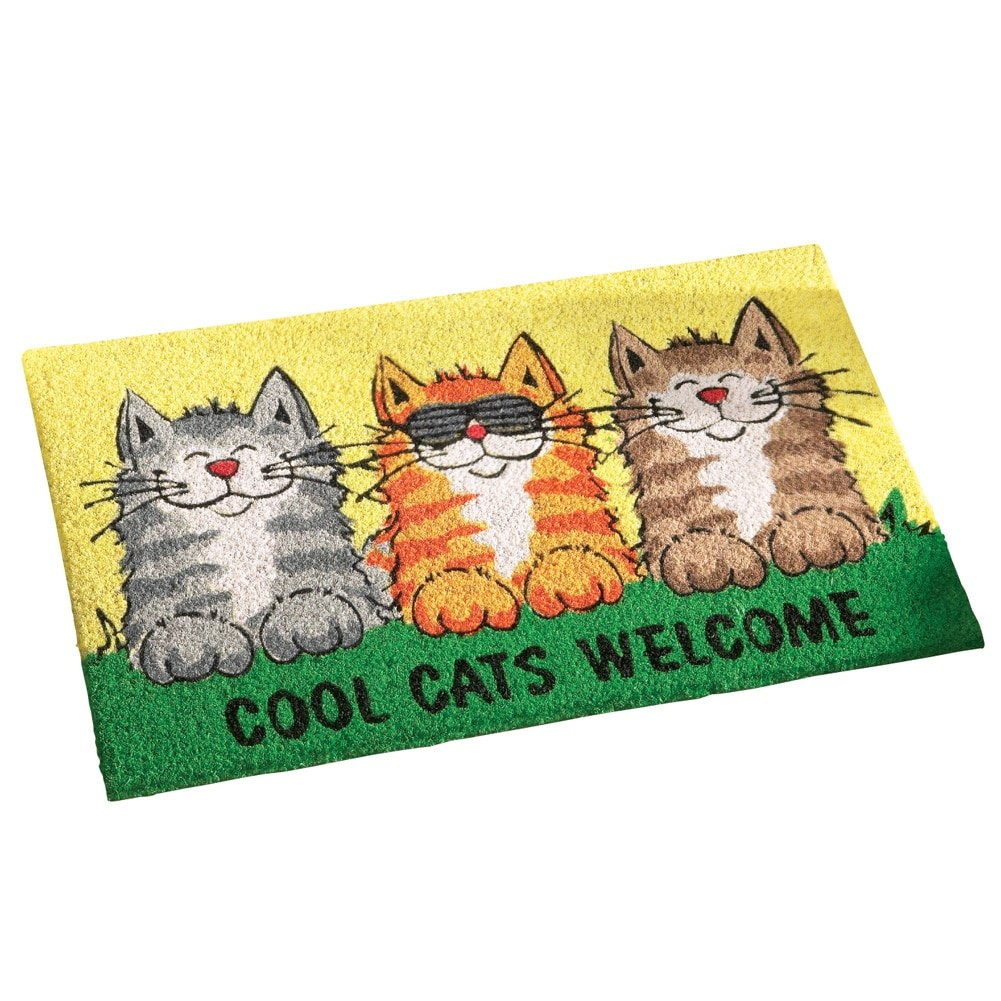 products heart an toronto canadian mats flag doormat cat canada furnishings fine putti fwd mat with welcome