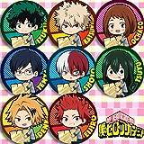 "2.3/"" T1529 Anime Boku no hero Academia badge broche bouton Cosplay 5.8 cm"