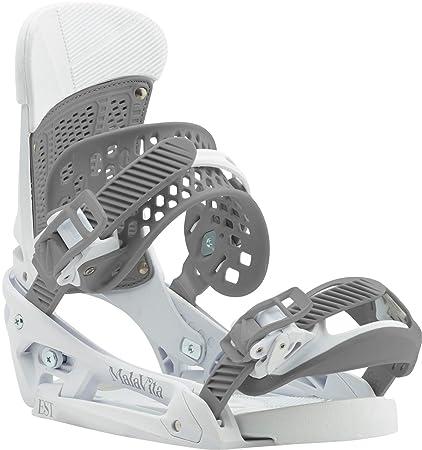 Burton Malavita EST Snowboard Bindings Mens Sz L (10+)