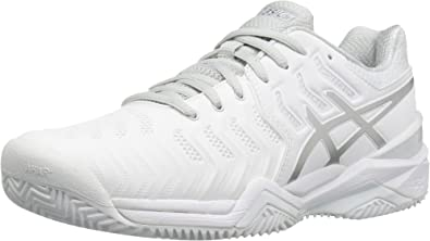 ASICS Women's Gel-Resolution 7 Clay Court Tennis Shoe