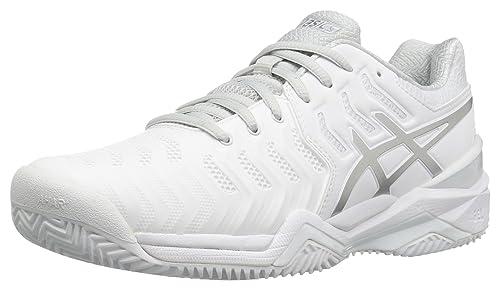 ASICS Womens Gel Resolution 7 Clay Court Tennis Shoe