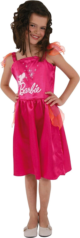 Cesar C824-003 - Disfraz de Barbie hada (8-10 años), color fucsia ...