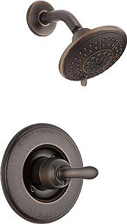 Image result for Delta mylan venetian bronze shower