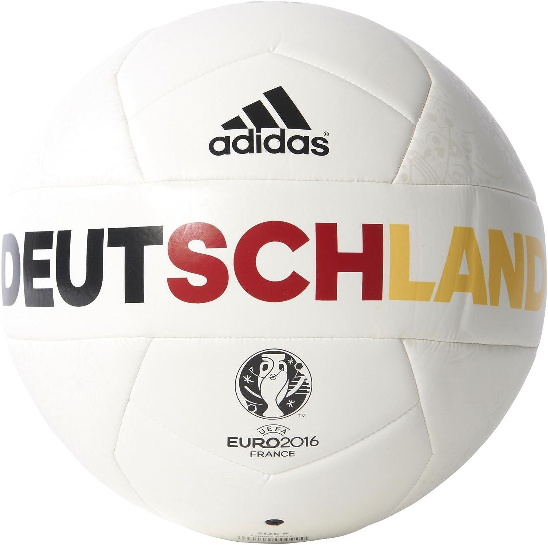 adidas Herren Ball EURO 2016 OLP Deutschland Capitano -