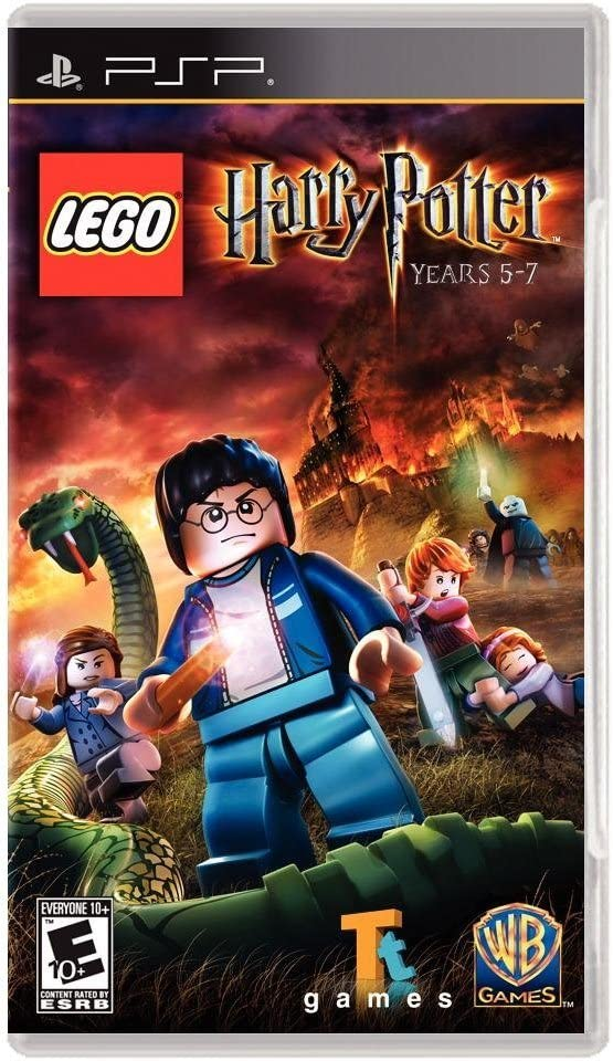 WB Games Lego Harry Potter