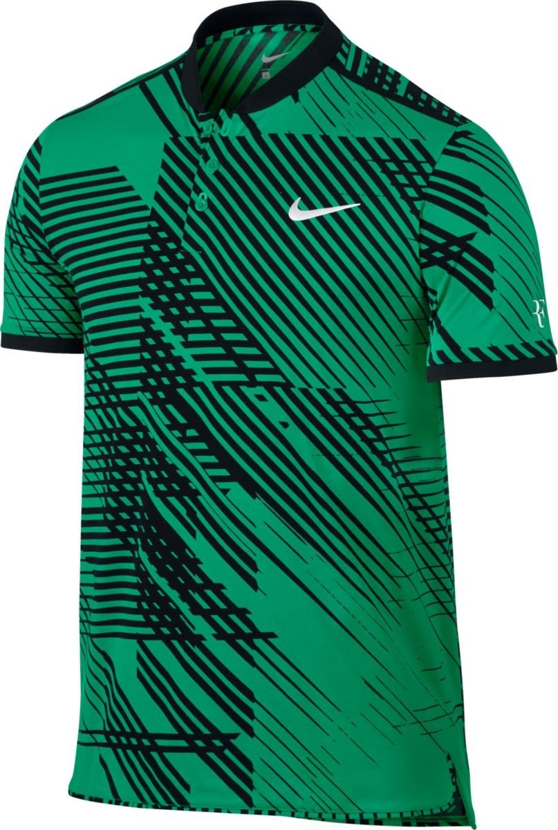 39e249b333125 Nike RF M ADV Polo Premier Camiseta de Manga Corta Línea Roger Federer de  Tenis
