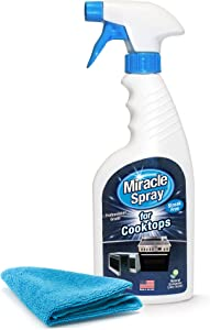 MiracleSpray for Microwave and Cooktop - (16 Ounces)