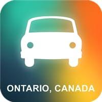 Ontario, Canada GPS Navigation