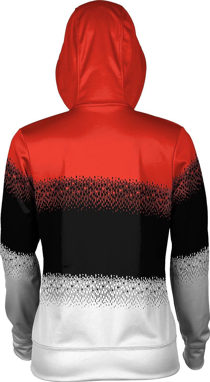 School Spirit Sweatshirt Drip ProSphere Cornell University Girls Zipper Hoodie