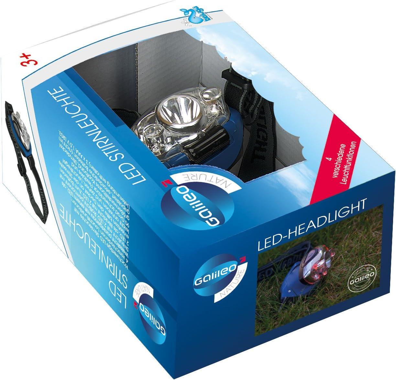 Beluga Spielwaren 62005 Galileo Stirnlampe 62005-Galileo