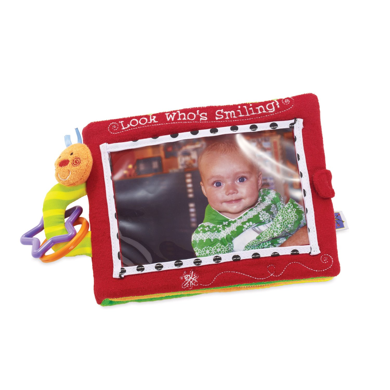 Manhattan Toy Look Who's Smiling Photo Book 211740