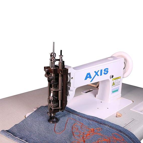 Axis Sewing Machine Power Saving Servo Motor Slow Variable Speed MAX 800RPM 110V