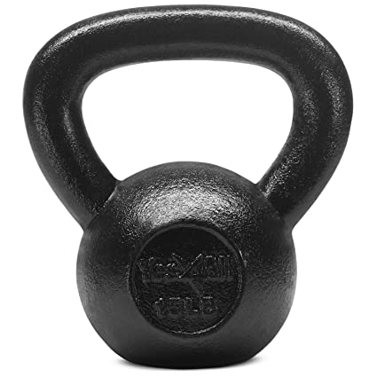 Yes4All Solid Cast Iron Kettlebells Home exercise equipments