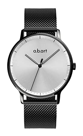 a.b.art Touch X - Reloj analógico inteligente para hombre: Amazon.es: Relojes
