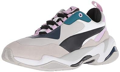 57ff07411f72 PUMA Women s Thunder Sneaker deep Lagoon-Orchid b 6 ...