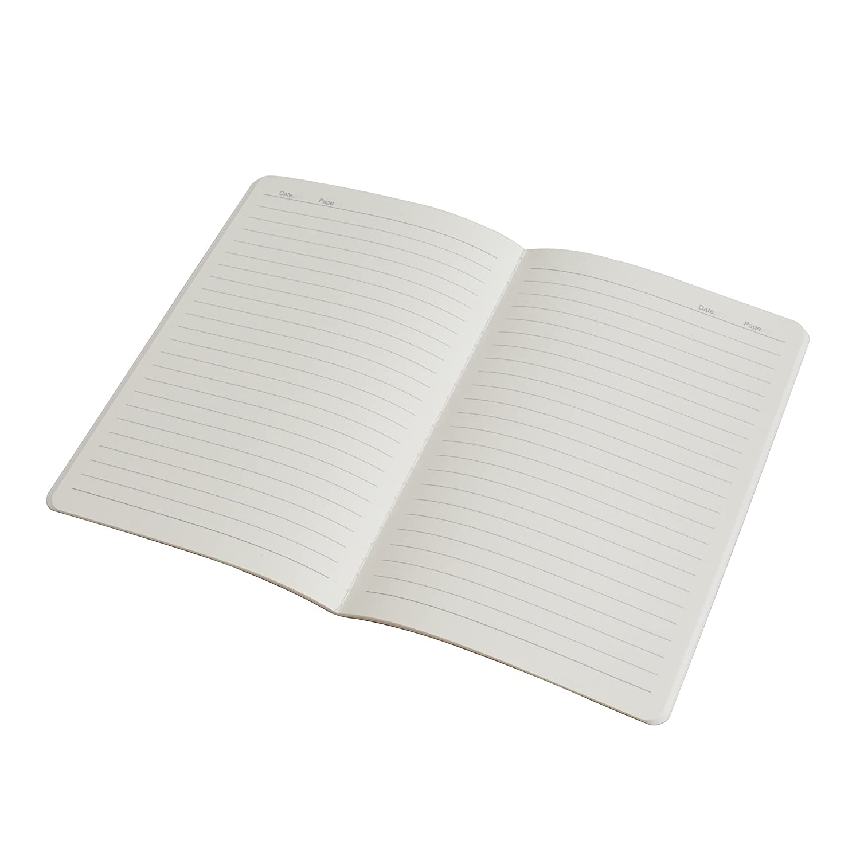 Amazon.com: Diario de viaje con 6 cuadernos, esquinas ...