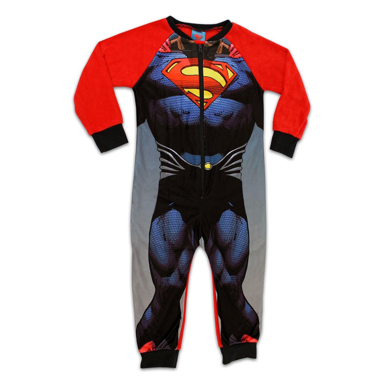 Pijama de Superman   Traje de Superman para niños   2A 8 ...