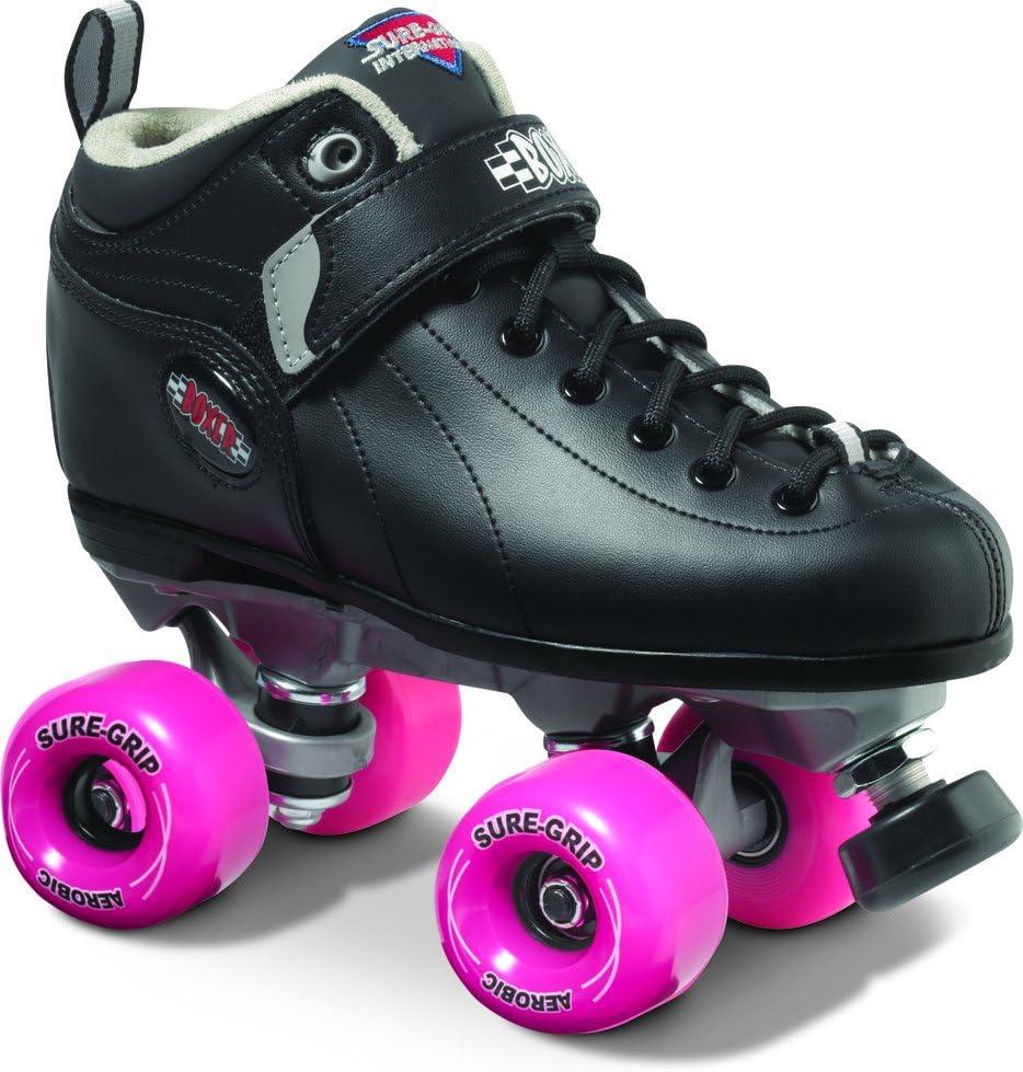 sure-gripボクサーAerobic Skates ブラック Mens 10 / Ladies 11