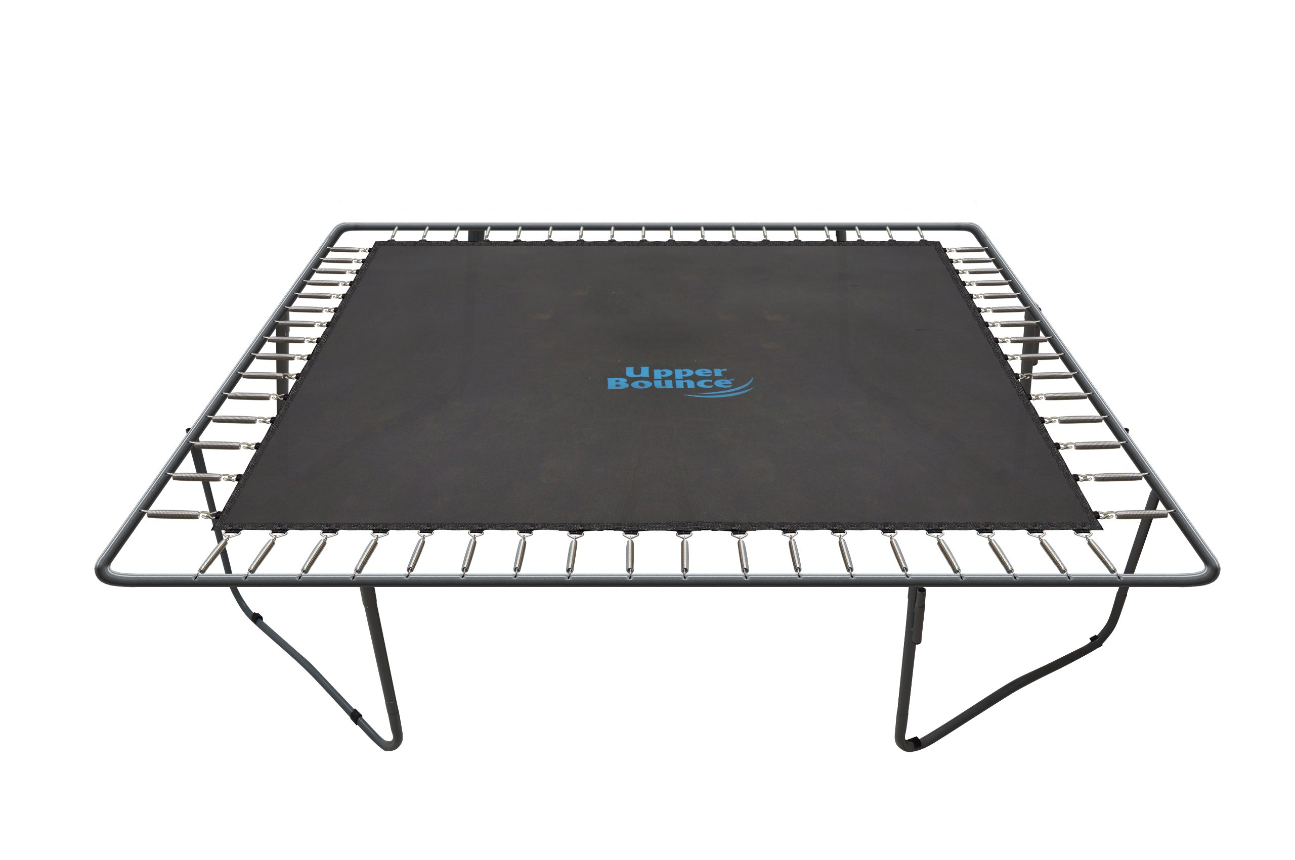 13 FT Jumping Mat fits for 13' x 13' Square Trampoline Frames with 84 V-Rings Using 7.5'' springs (springs not included)