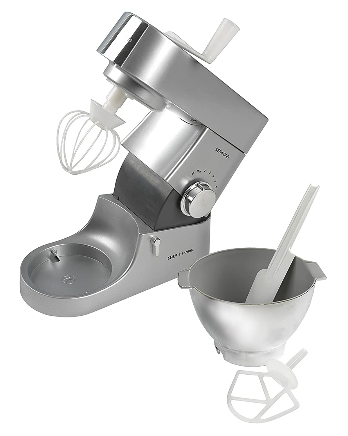 Casdon Little Cook Kinder Mixer mit echter Funktion