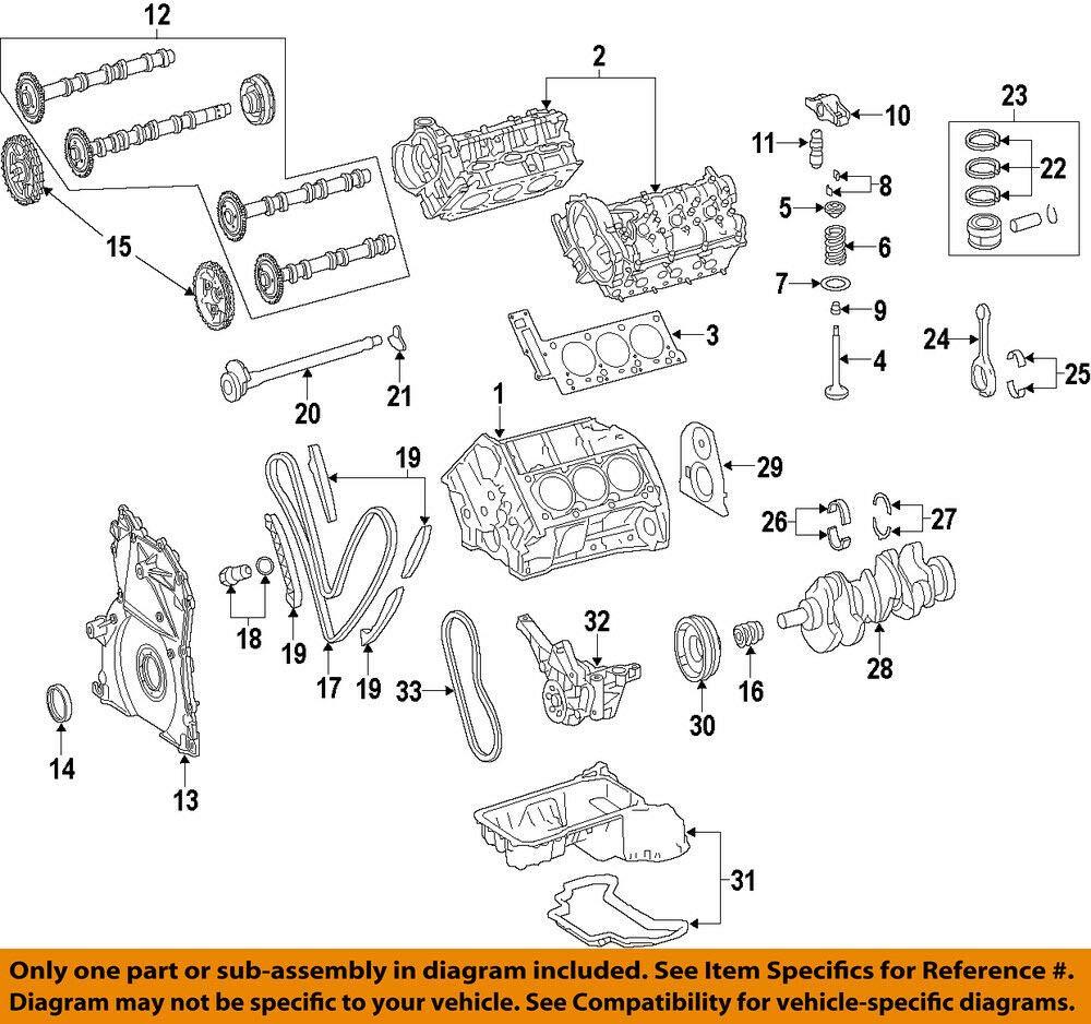 amazon com mercedes benz 642 030 04 03, engine crankshaft pulley 2006 Mercedes -Benz R350