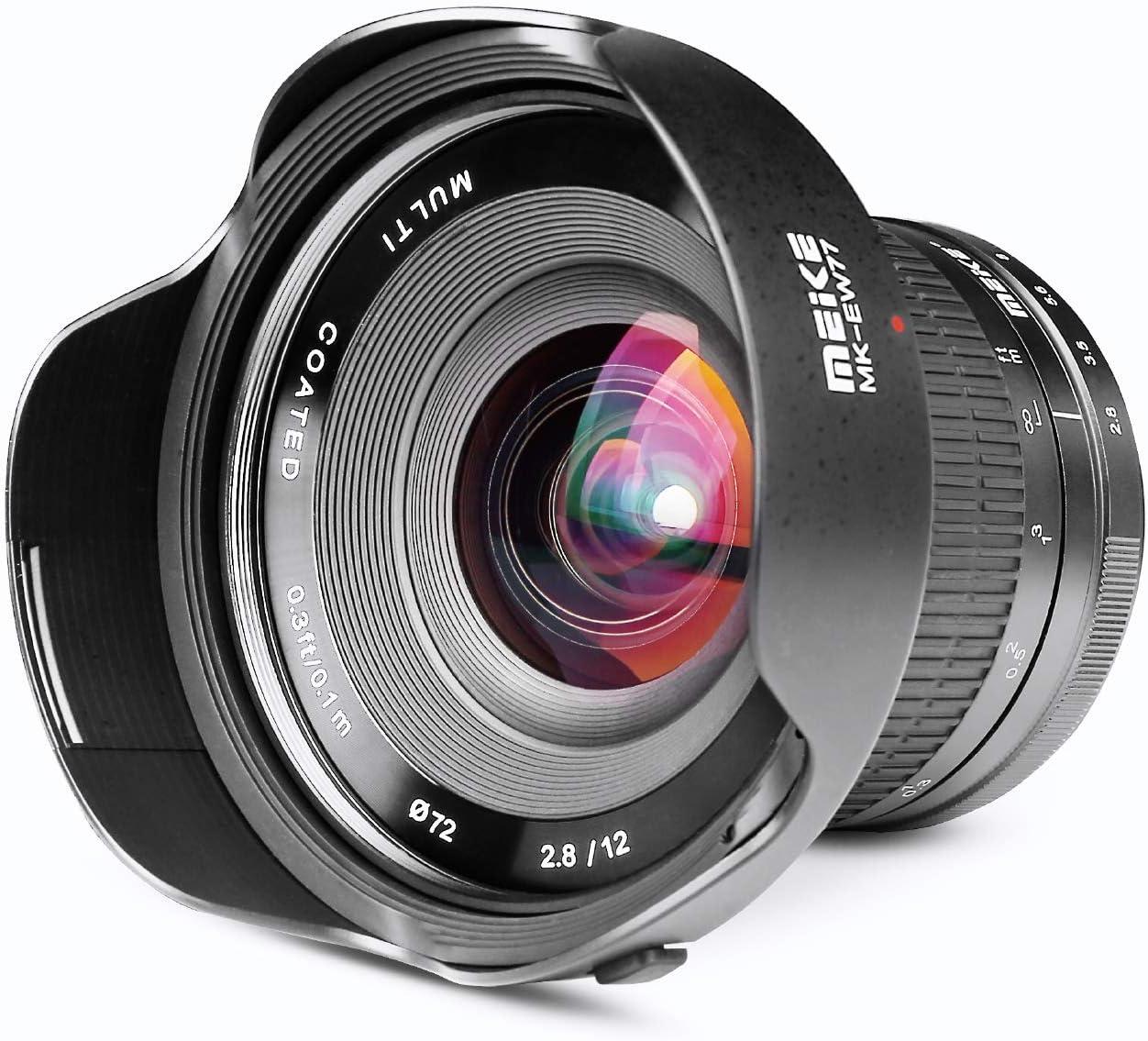 Meike Optics Mk 12mm F2 8 Ultra Weitwinkel Objektiv Für Kamera