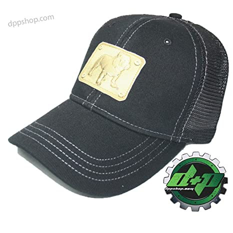 de134199 Amazon.com : Mack Gold Bulldog Rivet Plate Cap semi Truck Truckers hat mesh  Ball Back Diesel : Sports & Outdoors