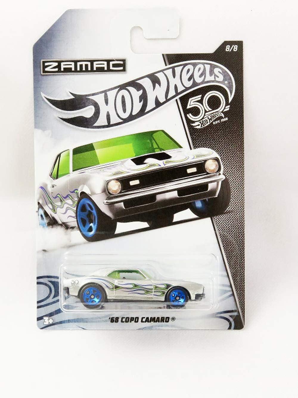 2018 Hot Wheels 50th Anniversary Exclusive /'71 DODGE DEMON  Zamac 6//8