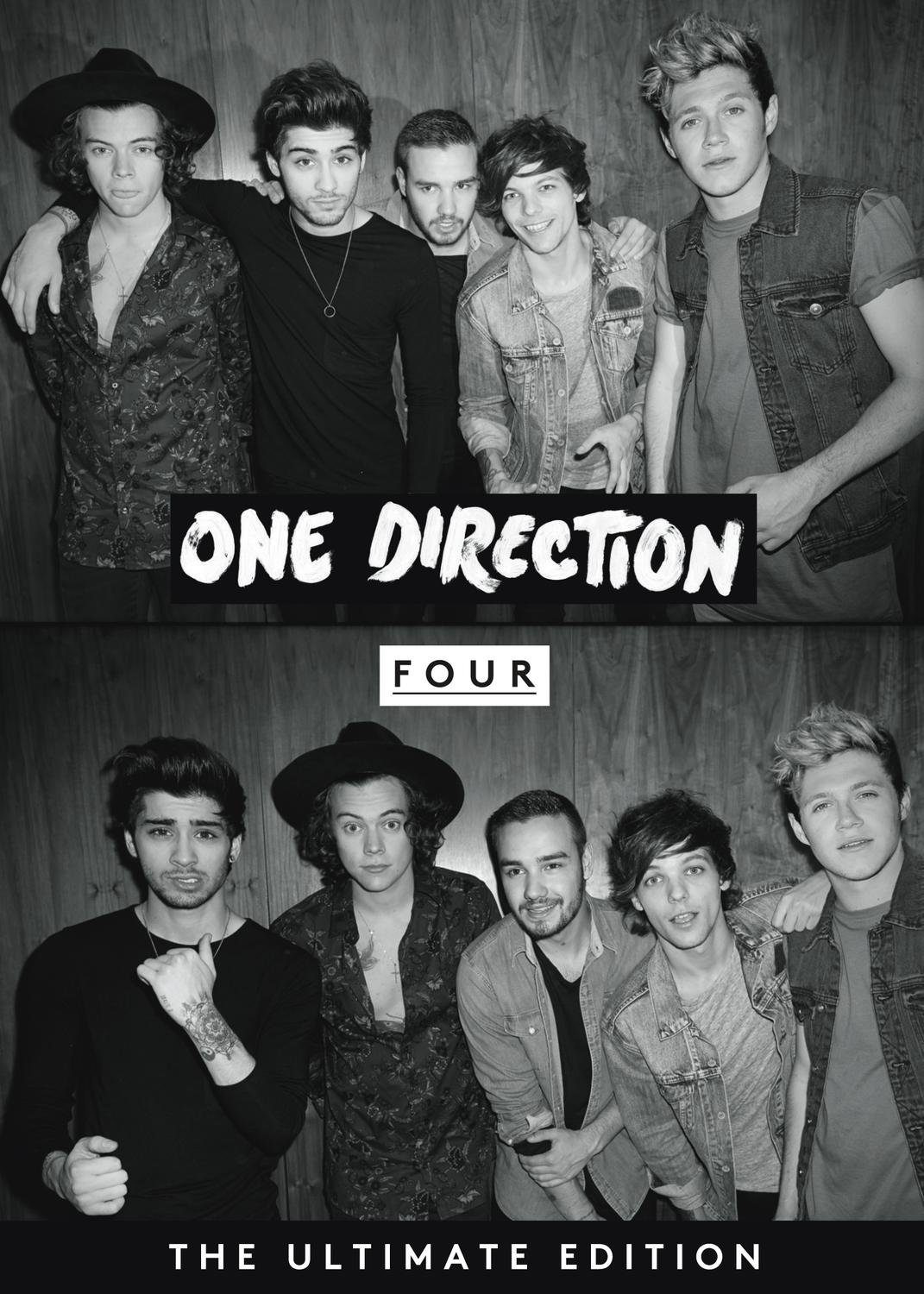 Four (Ultimate Yearbook Edition) Ultimate Edition One Direction 30591192 Pop Rock