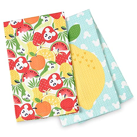 Disney Mickey Mouse Kitchen Towels   Summer Fun