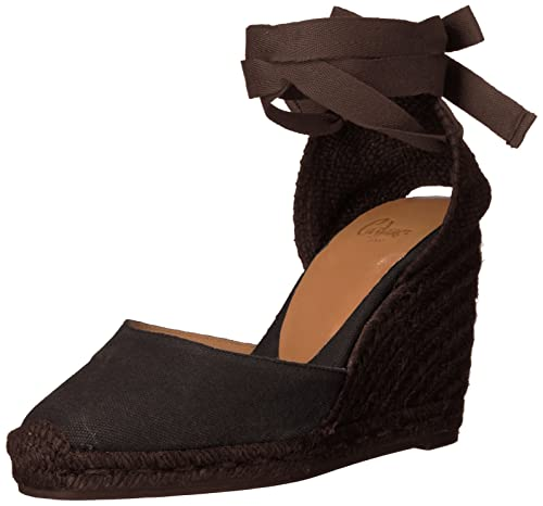 e4bb70fee25 Castaner Women's Carina Espadrille Wedge Sandal