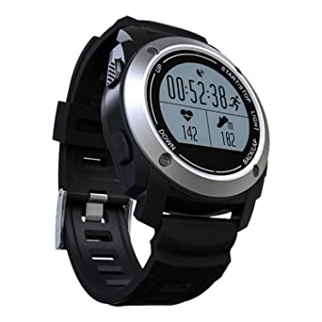 Bluetooth reloj para hombres Smart Watch Mujer Fossil ...