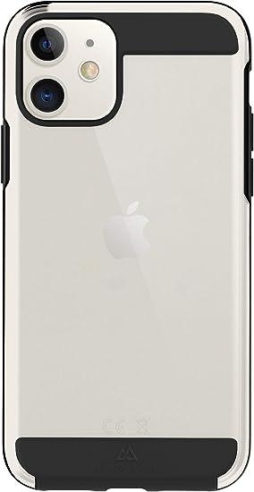 Black Rock Hülle Air Robust Case Passend Für Apple Iphone 11 Handyhülle Transparent Durchsichtig Dünn Schwarz Elektronik