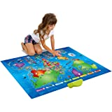 Amazon zanzoon map world interactive talking world map toys push to talk kids world map learn over 1000 facts quizzes about gumiabroncs Image collections