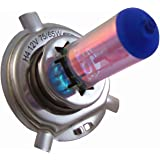 EVO Formance 93353 Spectras Xenon 75/65W=100/90W Blue H4 Halogen Bulb - Pack of 2