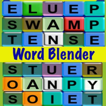 Amazon com: Word Blender - 5 Letter Word Scramble Game: Appstore for