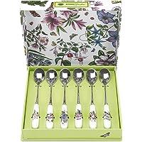 Portmeirion Home & Gifts 6 cucharas de té