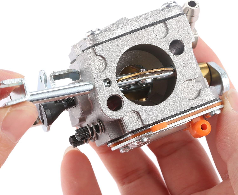 Vergaser für Wacker Stampfer WM80 BS600 BS650 BS700 BS600S BS50-2 BS60-2 BS70-2