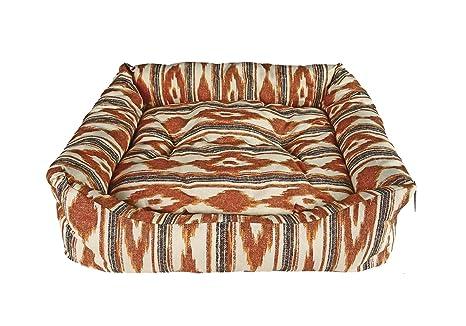 Carbone cama para perros Domino – 65 x 80 cm – Indios