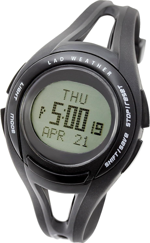 Amazon.com: Lad Weather Running Sports Watch Lightweight 31g ...