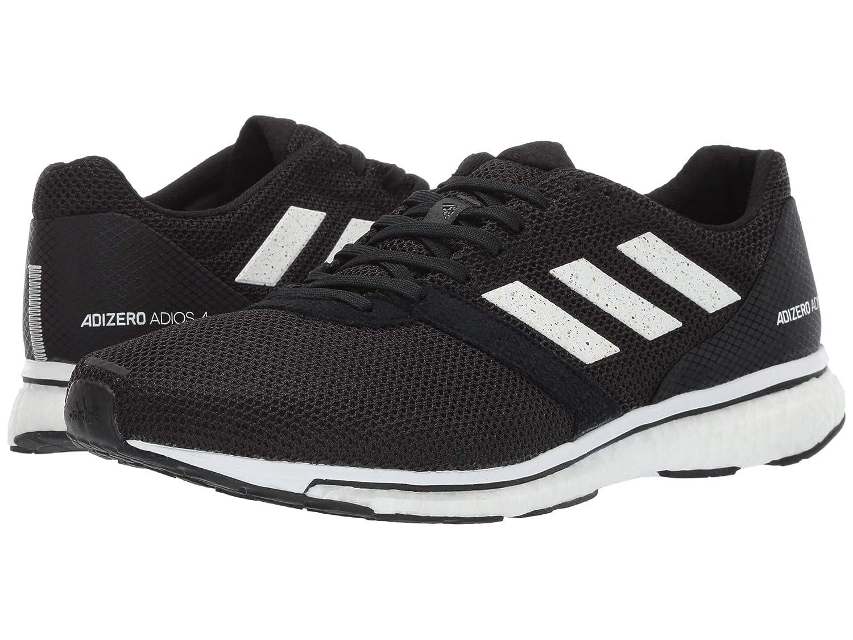 希少 黒入荷! [アディダス] B07N8DKV1Q メンズランニングシューズスニーカー靴 Adizero Adios 4 [並行輸入品] Black/Footwear B07N8DKV1Q cm Core Black/Footwear White/Core Black 28.0 cm D 28.0 cm D Core Black/Footwear White/Core Black, ヒカタマチ:4ba06040 --- a0267596.xsph.ru