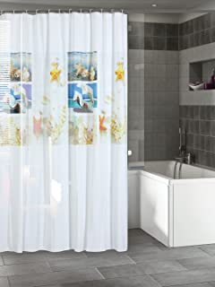 7 foot shower curtain. Cortina PVC Shower Curtain  Width 70 Inches X Height 78 7