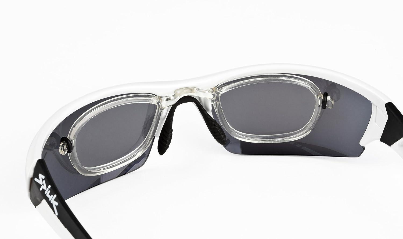 24b9563fae Spiuk KOPTBIN7 Kit óptico de Gafas, Unisex Adulto, Transparente, Talla  Única: Amazon.es: Deportes y aire libre