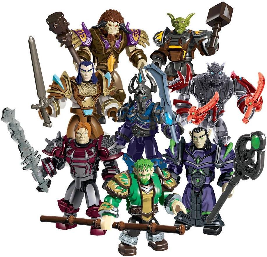 Series 1 World Of Warcraft Figures Individual Single Random Blind Pack