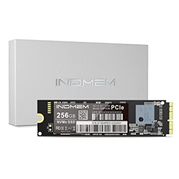 INDMEM PCIe NVMe Gen3x4 SSD - Disco Duro SSD de 1 TB 512 GB 256 GB ...