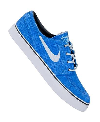0b9eda93af55 Nike SB Stefan Janoski Shoes pacific blue ocean white  Amazon.co.uk  Shoes    Bags